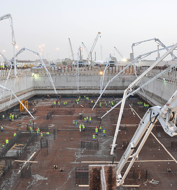 About Readymix Abu Dhabi - Leading Concrete Manufacturer