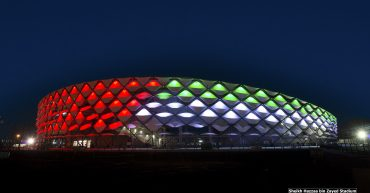 Hazzaa bin Zayed Stadium