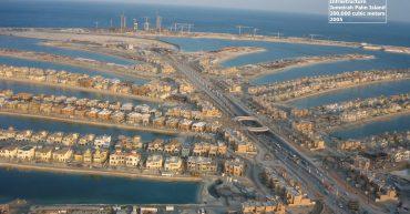 Palm Jumeirah Infrastructure