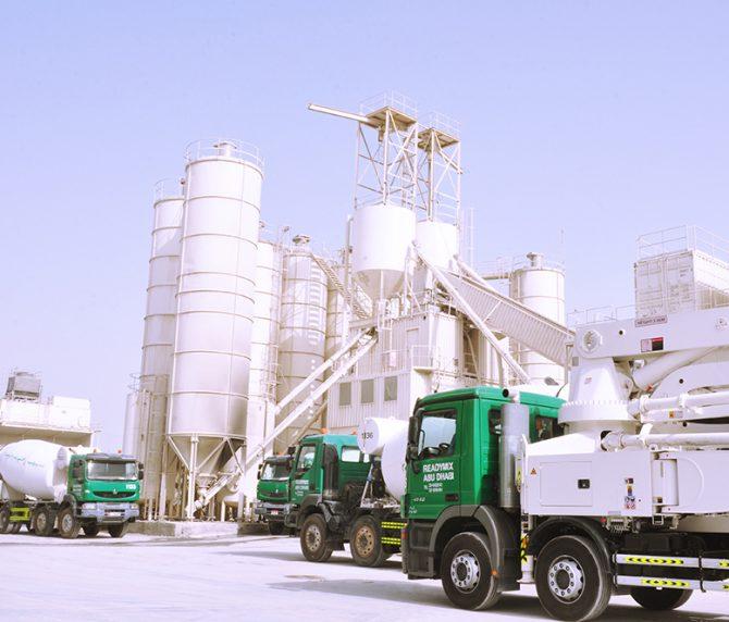 Readymix Abu Dhabi Concrete Company